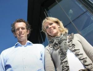 Tinka en Johannes van Vriesia