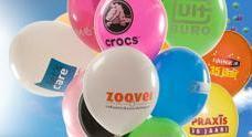 bedrukte ballonnen