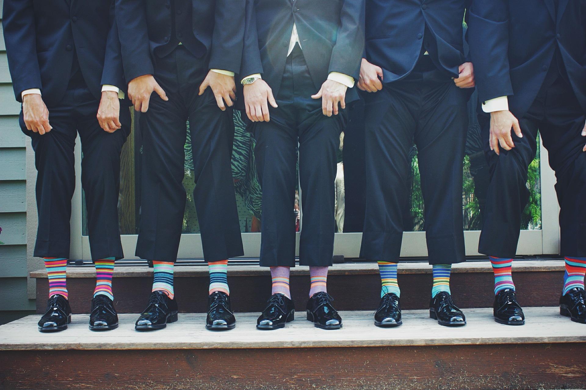 zakelijke sokken